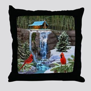 The Cardinal Rules Throw Pillow